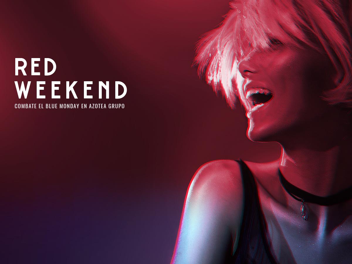 Llega el Red Weekend